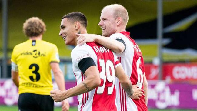 Hủy diệt đối thủ 13-0, Ajax tự phá kỷ lục dài gần nửa thế kỷ - Ảnh 2.