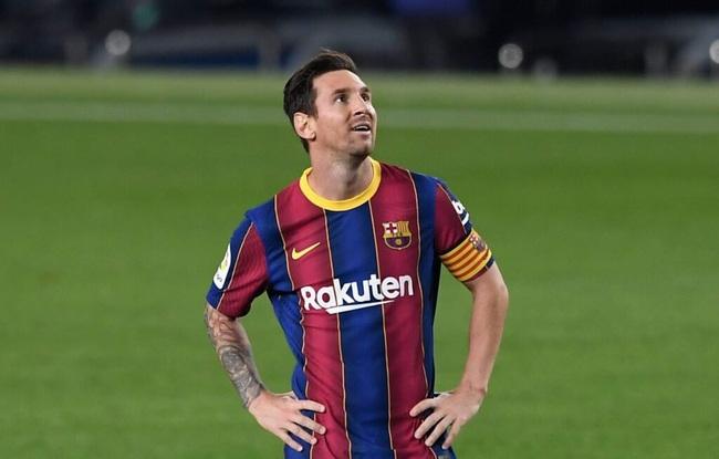 """Messi """"hết thiêng"""" ở El Clasico kể từ khi Ronaldo rời Real Madrid - Ảnh 1."""