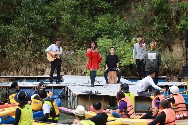 Hàng trăm người chinh phục hẻm Tu Sản Mèo Vạc tại lễ hội chèo ván Sup và Kayak  - Ảnh 7.