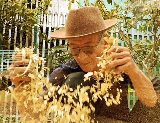 An Giang: Ông nông dân hơn 90 tuổi và hành trình 40 năm tìm thuốc cứu người - Ảnh 6.