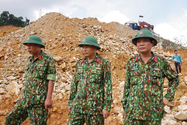 Chưa tìm thấy thêm nạn nhân mất tích tại Rào Trăng 3, lực lượng tìm kiếm phải rút trước khi bão đổ bộ  - Ảnh 6.