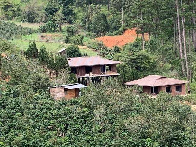 Vụ 54 căn nhà trái phép trên đất lâm nghiệp: Lâm Đồng chỉ đạo khẩn - Ảnh 2.