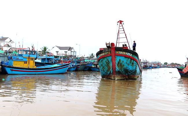 Phòng chống bão số 9: Ninh Thuận cấm tàu thuyền ra biển từ 14 giờ chiều 27/10 - Ảnh 2.
