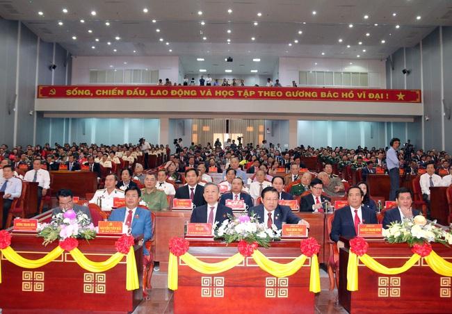 Khai mạc Đại hội Đảng bộ tỉnh Cà Mau lần thứ XVI - Ảnh 2.
