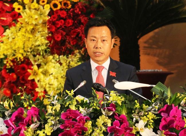 Khai mạc Đại hội Đảng bộ tỉnh Cà Mau lần thứ XVI - Ảnh 3.
