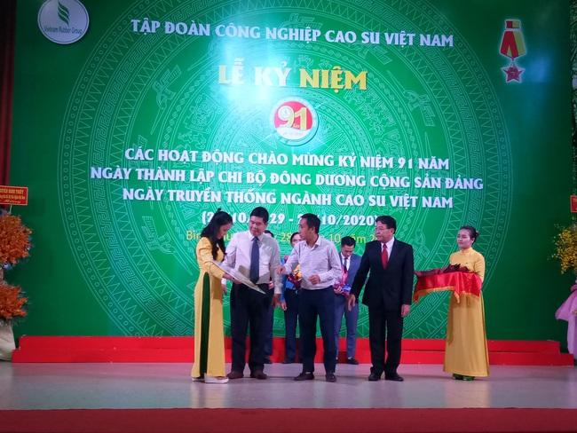 Hơn một thế kỷ, cao su vẫn là cây công nghiệp chủ lực của tỉnh Bình Phước - Ảnh 2.