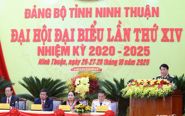 Tân Bí thư Tỉnh ủy Ninh Thuận 2020-2025 là ai? - Ảnh 2.
