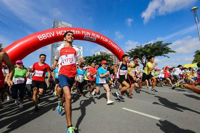 Hàng nghìn người sẽ tham gia chạy bộ gây quỹ từ thiện Fun Run lần thứ 20 - Ảnh 1.