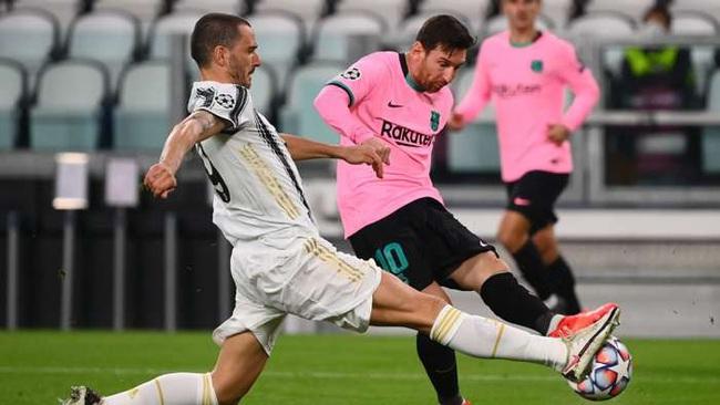 Ghi bàn giúp Barca hạ Juve, Messi được ví von với... Harry Porter - Ảnh 2.
