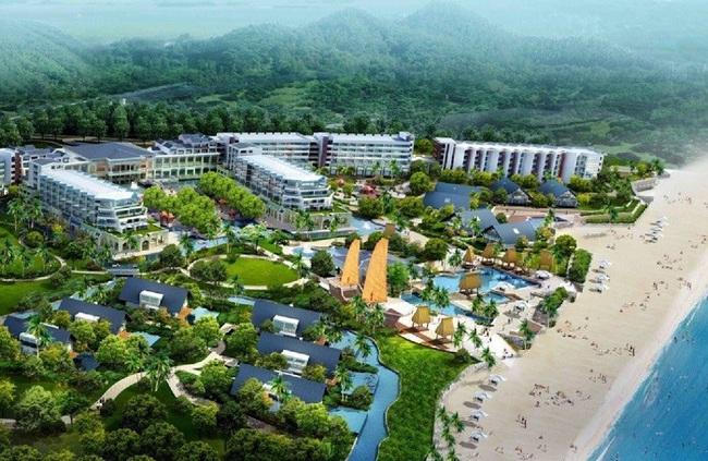 """Sau điều chỉnh quy hoạch, dự án resort 16 ha ở Quảng Ninh bị """"treo"""" không rõ lý do - Ảnh 1."""