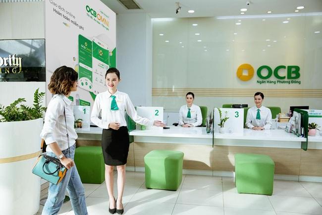 """Ngân hàng Phương Đông cảnh báo khách hàng về việc bị mạo nhận """"nhãn OCB"""" gây nhầm lẫn thương hiệu - Ảnh 1."""