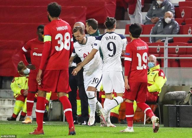 Kết quả Europa League 30/10: Tottenham lạc lối trên đất Bỉ - Ảnh 1.