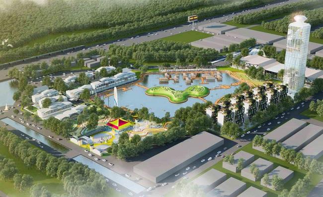 TT-Huế kêu gọi đầu tư dự án tổ hợp nhà ở kết hợp trung tâm thương mại 850 tỷ đồng  - Ảnh 1.