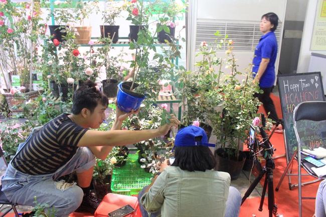Gạo ST, nước mắm truyền thống, cá cảnh… hút người Sài Gòn tại hội chợ nông, lâm, thủy sản - Ảnh 5.