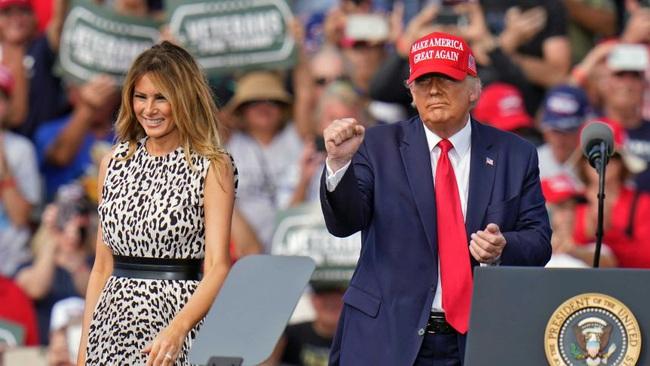 """Bầu cử Mỹ: Trump điên cuồng chạy đua với thời gian, Biden thỏa sức """"đánh chiếm"""" các """"căn cứ đỏ"""" - Ảnh 2."""