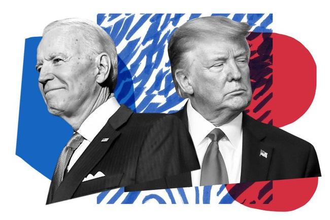 """Bầu cử Mỹ: Trump điên cuồng chạy đua với thời gian, Biden thỏa sức """"đánh chiếm"""" các """"căn cứ đỏ"""" - Ảnh 1."""