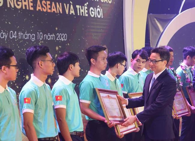 Khai mạc kỳ thi Kỹ năng nghề quốc gia lần thứ 11 năm 2020 - Ảnh 3.
