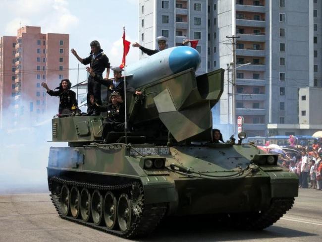 Triều Tiên hiện có trong tay bao nhiêu đầu đạn hạt nhân? - Ảnh 6.