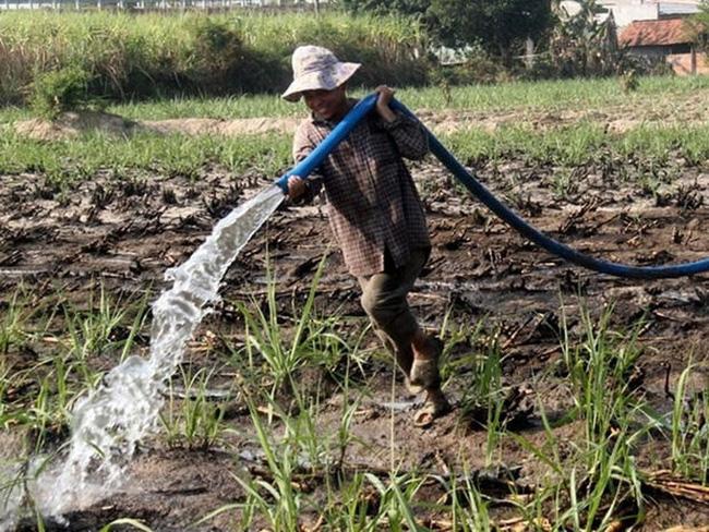 100% công trình đã được cấp quyền khai thác tài nguyên nước - Ảnh 1.