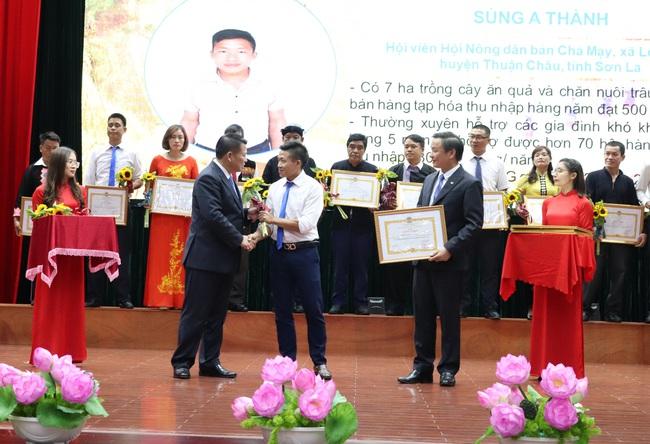 Sơn La kỷ niệm 90 năm ngày thành lập Hội Nông dân Việt Nam - Ảnh 8.