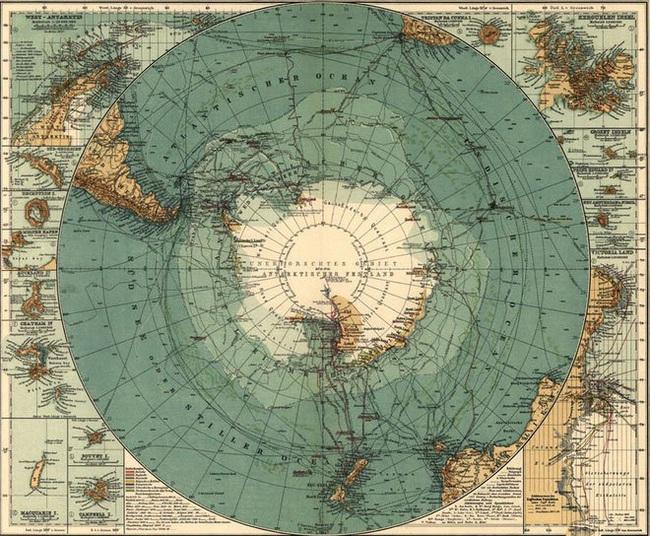 Vì sao chúng ta không thể khai quật những kim tự tháp ở Nam Cực? - Ảnh 2.