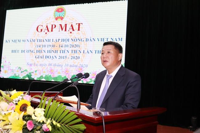 Sơn La kỷ niệm 90 năm ngày thành lập Hội Nông dân Việt Nam - Ảnh 3.