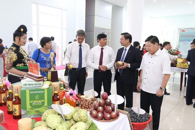 Sơn La kỷ niệm 90 năm ngày thành lập Hội Nông dân Việt Nam - Ảnh 5.