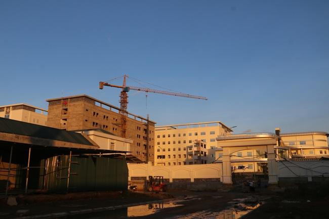 Sơn La: UBND thành phố thông tin về việc khu đất tái định cư Bệnh viện Đa khoa 550 giường - Ảnh 1.