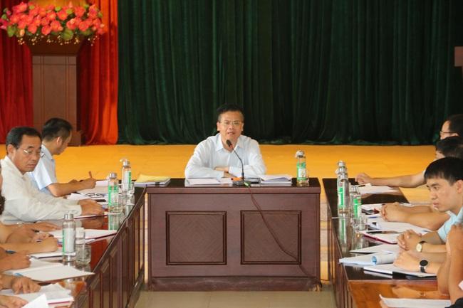Sơn La: UBND thành phố thông tin về việc khu đất tái định cư Bệnh viện Đa khoa 550 giường - Ảnh 2.