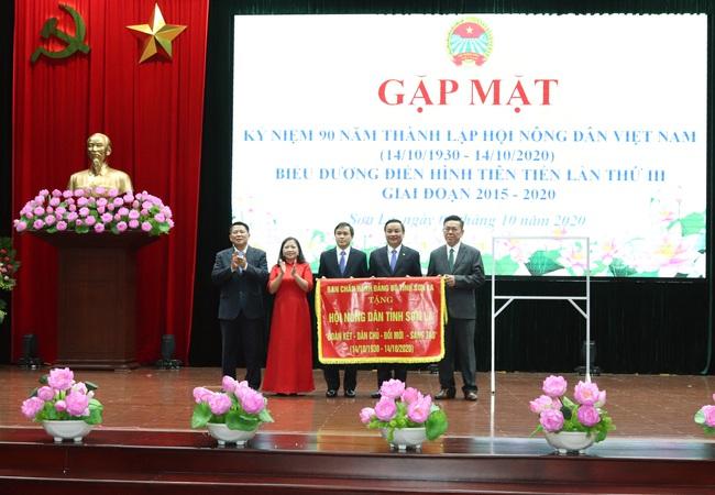 Sơn La kỷ niệm 90 năm ngày thành lập Hội Nông dân Việt Nam - Ảnh 7.