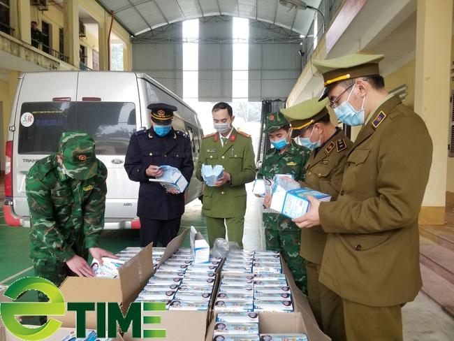 Lạng Sơn: Xử lý 372 vụ buôn lậu, gian lận thương mại trị giá trên 35 tỷ đồng - Ảnh 1.