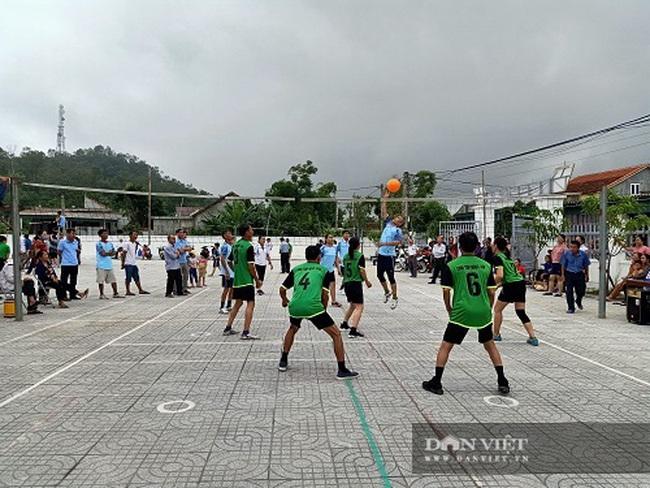 Hà Tĩnh: Sôi nổi phong trào thể thao chào mừng 90 năm ngày thành lập Hội Nông dân - Ảnh 11.