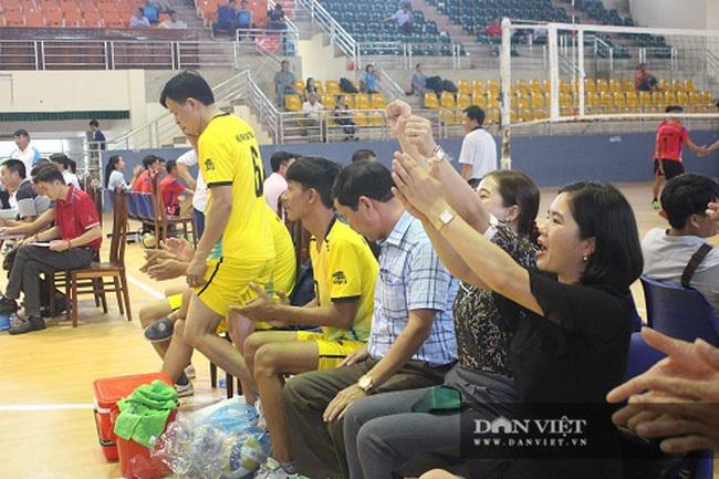 Hà Tĩnh: Sôi nổi phong trào thể thao chào mừng 90 năm ngày thành lập Hội Nông dân - Ảnh 3.