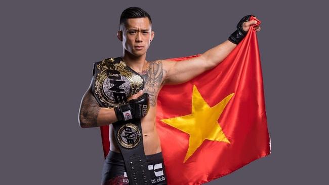 """5 trận thắng bằng knock-out """"mãn nhãn"""" của võ sĩ Martin Nguyễn - Ảnh 1."""