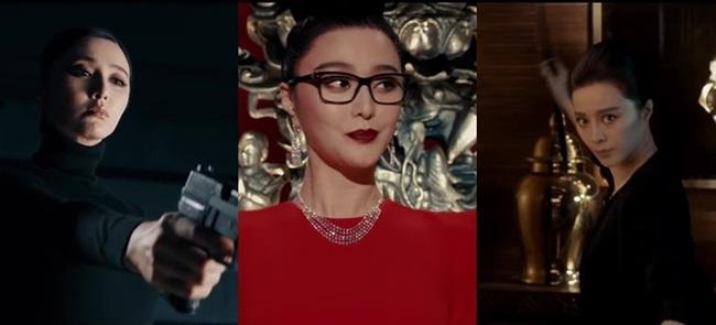 """""""Mỹ nhân cổ trang Trung Quốc"""" đấu võ cực gắt, truy tìm vũ khí bí mật trong phim hành động Hollywood - Ảnh 2."""