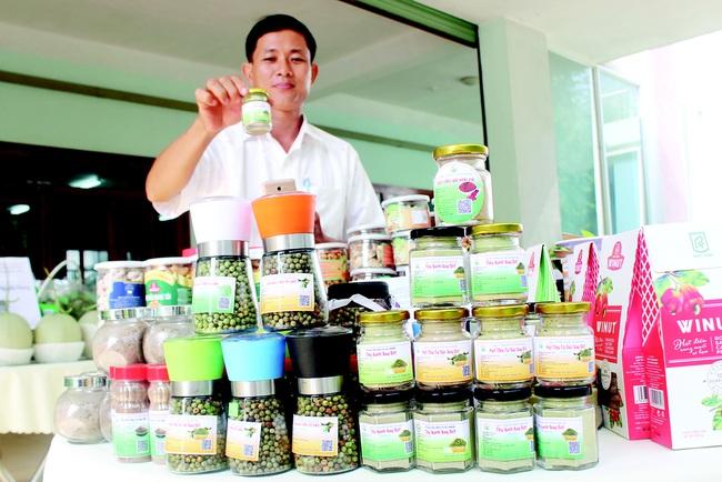 Giấc mơ chế biến hồ tiêu hữu cơ cho người Việt - Ảnh 1.