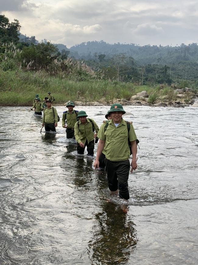 Khởi động dự án nâng cao trữ lượng các-bon rừng  - Ảnh 1.