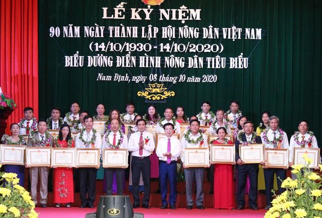 Nam Định có hơn 81.000 nông dân là triệu phú, tỷ phú - Ảnh 1.