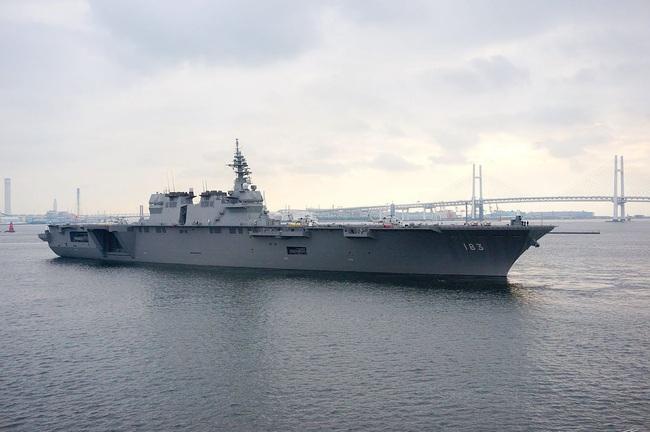 Đọ sức kho vũ khí tối tân của Nhật Bản và Trung Quốc - Ảnh 6.