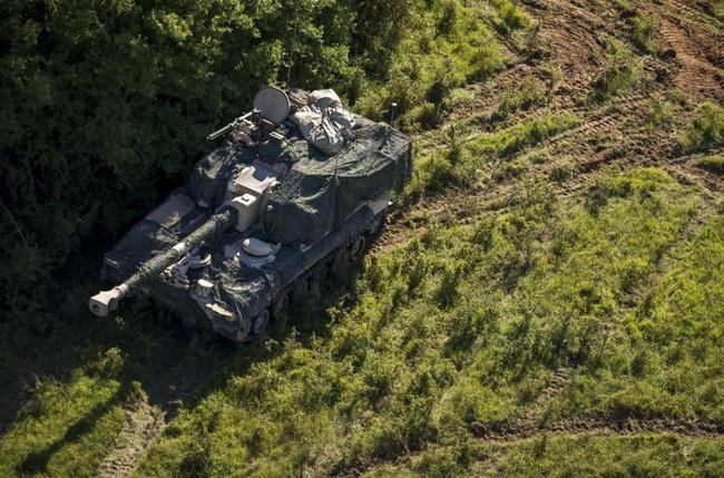 Ngỡ ngàng xe tăng Nga, Mỹ cùng xuất hiện trên một chiến trường - Ảnh 6.