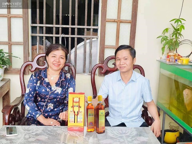 """Quảng Nam: """"Con đẻ"""" của làng nghề nước mắm truyền thống Cửa Khe đổi đời nhờ lưu giữ vị ngọt của biển - Ảnh 4."""
