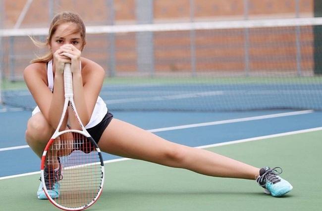 """Nhan sắc đẹp tựa thiên thần của """"Maria Sharapova Mỹ"""" - Ảnh 5."""