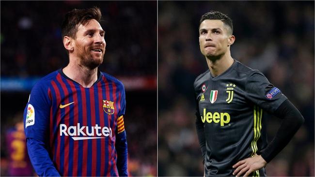Ronaldo và Messi có thể tái đấu ở Premier League.
