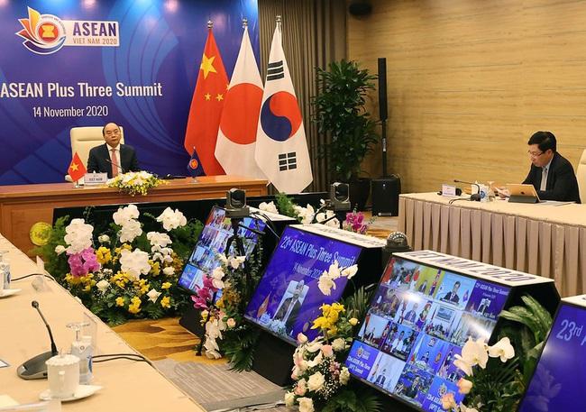 Kim ngạch thương mại ASEAN+3 đạt 890 tỷ USD  - Ảnh 1.