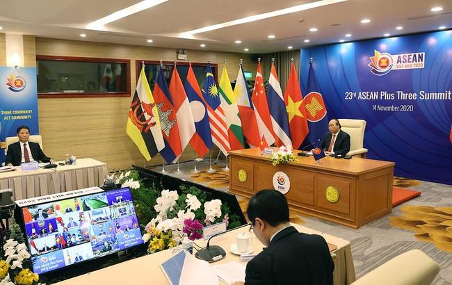 Kim ngạch thương mại ASEAN+3 đạt 890 tỷ USD  - Ảnh 2.