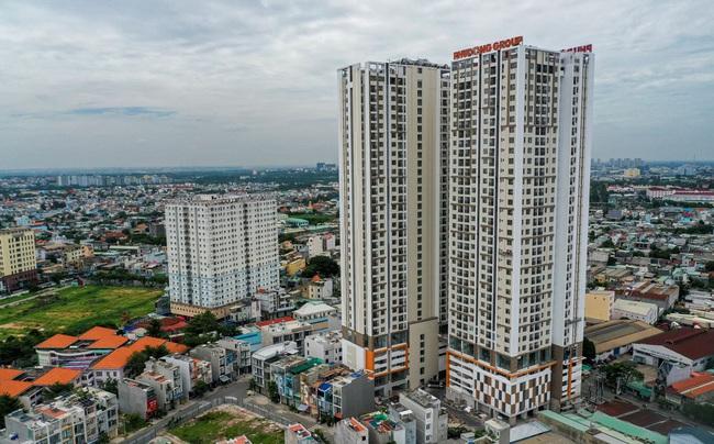 Giá nhà Sài Gòn liên tục tăng, nhiều người dạt về Bình Dương mua căn hộ - Ảnh 1.