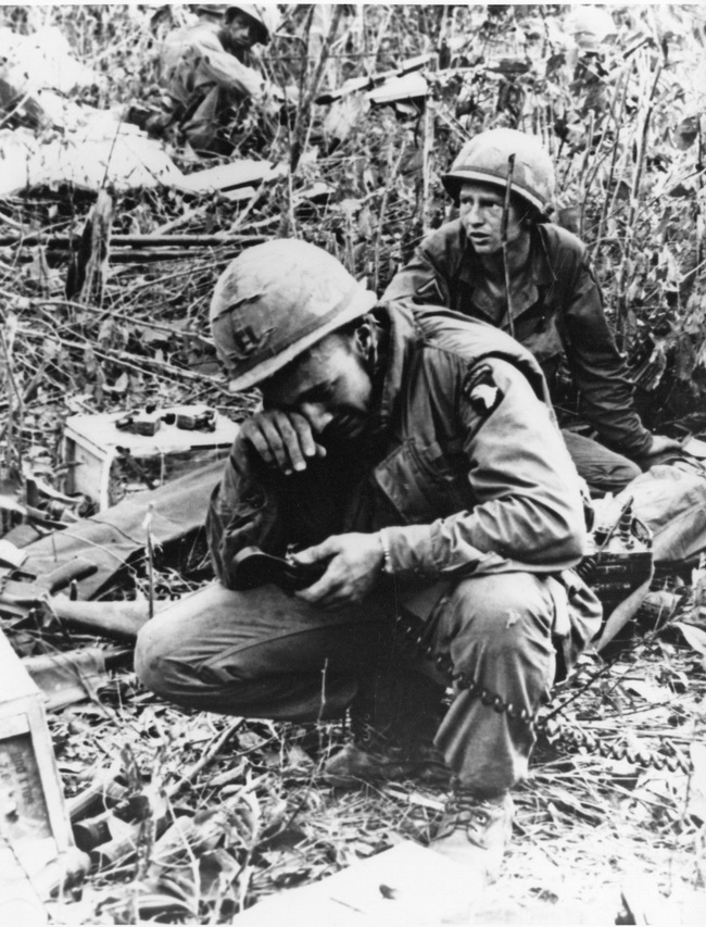 """Vì sao lính Mỹ ở Việt Nam bị """"hội chứng chiến tranh"""" nhiều hơn cả? - Ảnh 12."""