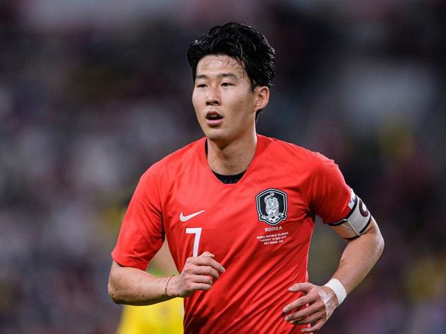 Son Heung-min không dính Covid-19.