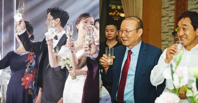 Điểm mặt dàn khách mời VIP dự siêu đám cưới Công Phượng - Viên Minh - Ảnh 1.