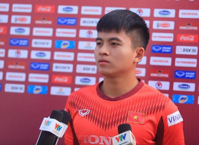 Bộ 3 trung vệ U22 Việt Nam tại SEA Games 31: Không có Văn Hậu? - Ảnh 3.